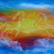 Celestial Dream Art Print