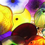 Celestial Glass 1 Art Print