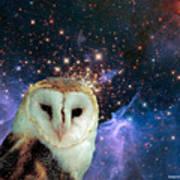 Celestial Nights Art Print