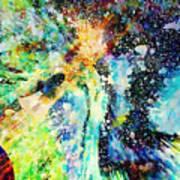 Celestial Xvi Art Print