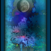 Cellophane Art Print