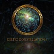 Celtic Constellation Art Print