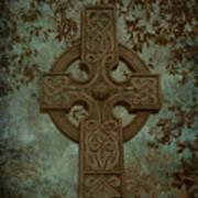 Celtic Cross 2 Art Print