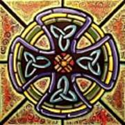 Celtic Cross 2 Art Print