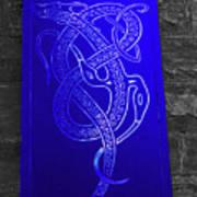 Celtic Design Art Print