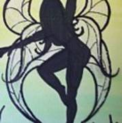 Celtic Fairy Art Print
