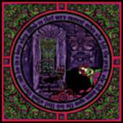Celtic Sleeping Beauty Part II The Wound Art Print
