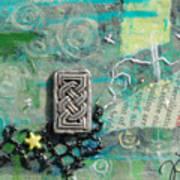 Celtic Tones Art Print