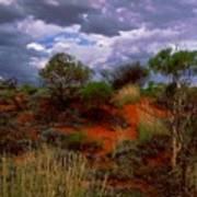 Central Australia I Art Print