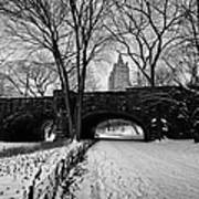 Central Park West And The San Remo Building  Art Print by John Farnan