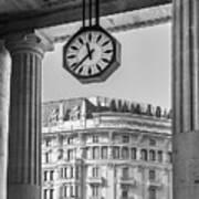 Central Station Milan 3 Art Print