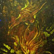 Cerridwen Dances Art Print