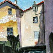 Cesi Apartments Italy Art Print