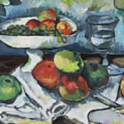 Cezanne Art Print