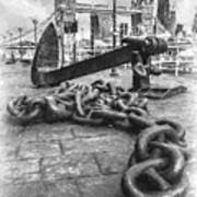 Chain And Anchor, Southwark Art Print
