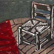 Chair II Art Print