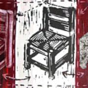 Chair V Art Print
