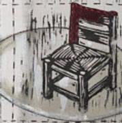 Chair Vii Art Print