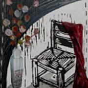 Chair Viii Art Print