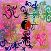 Chakra Empowerment Art Print