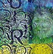 Chakra Totem Journal Art Print