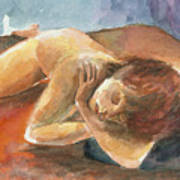 Chalom Parua Art Print