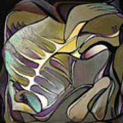 Chameleon Fish Art Print