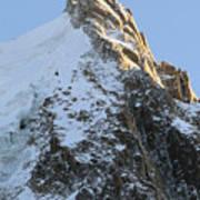 Chamonix - Aiguille Du Midi Art Print