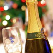 Champagne Art Print by Carlos Caetano