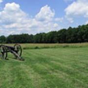 Chancellorsville Battlefield 2 Art Print
