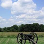 Chancellorsville Battlefield 3 Art Print