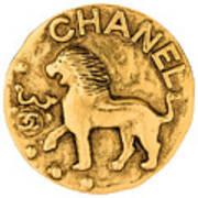Chanel Jewelry-1 Art Print