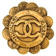 Chanel Jewelry-2 Art Print