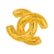 Chanel Jewelry-4 Art Print