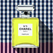 Chanel-no.5-pa-kao-ma1 Art Print