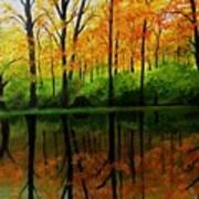 Change Of Seasons Art Print