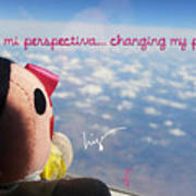 Changing My Perspective Art Print