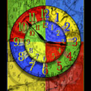 Changing Times Art Print