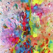 Chaotic Craziness Series 1988.033014 Art Print