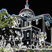 Chapel Aquinas Art Print