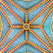 Chapel Ceiling Art Print