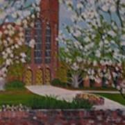Chapel Of Memories Art Print