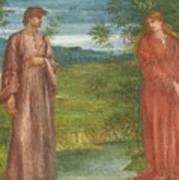 Charles Fairfax Murray Art Print