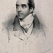 Charles Hatchett, English Chemist Art Print