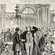 Charles Sumner (1811-1874) Art Print by Granger