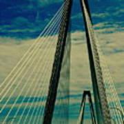 Charleston Bridge II Art Print