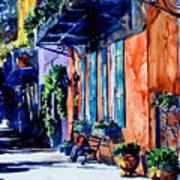 Charleston Dreaming Art Print