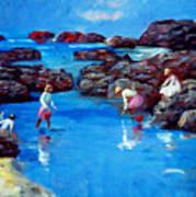 Chase Sea Art Print