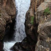 Chasm Falls 2 - Panorama Art Print
