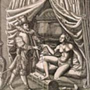 Chastity Belt Art Print